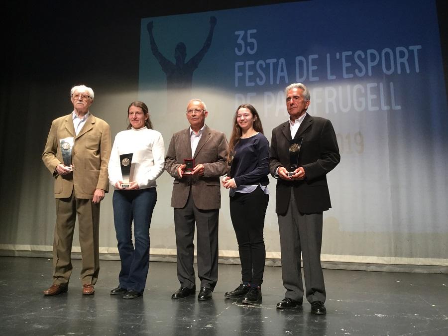 Lluís Lozano Medalla de l'Esport palafrugellenc