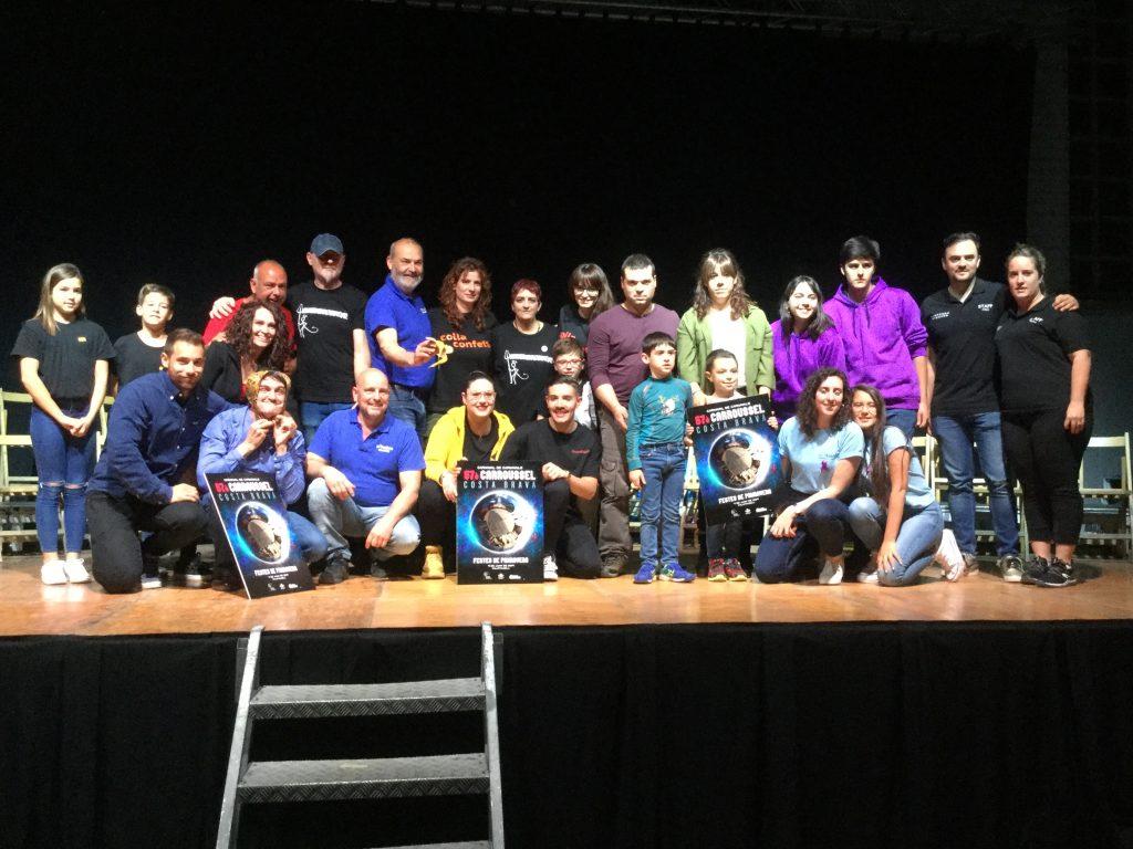 Presentació 57es Festes de Primavera Palafrugell