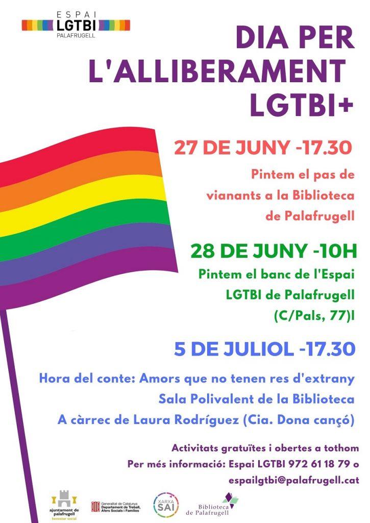 Dia Internacional per l'Alliberament LGTBI