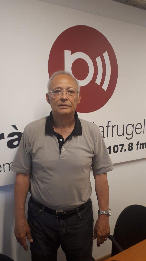 Lluís Lozano Medalla de l'Esport palafrugellenc 2019