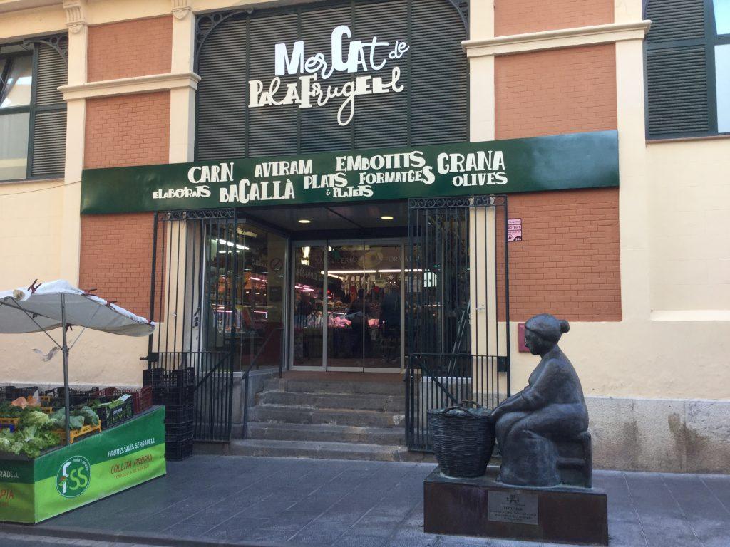 100 anys del Mercat Municipal de Palafrugell