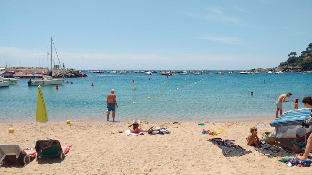 Aprovació inicial de platges sense fum a Palafrugell