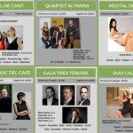 36è cicle de concerts d'estiu de JJMM Palafrugell