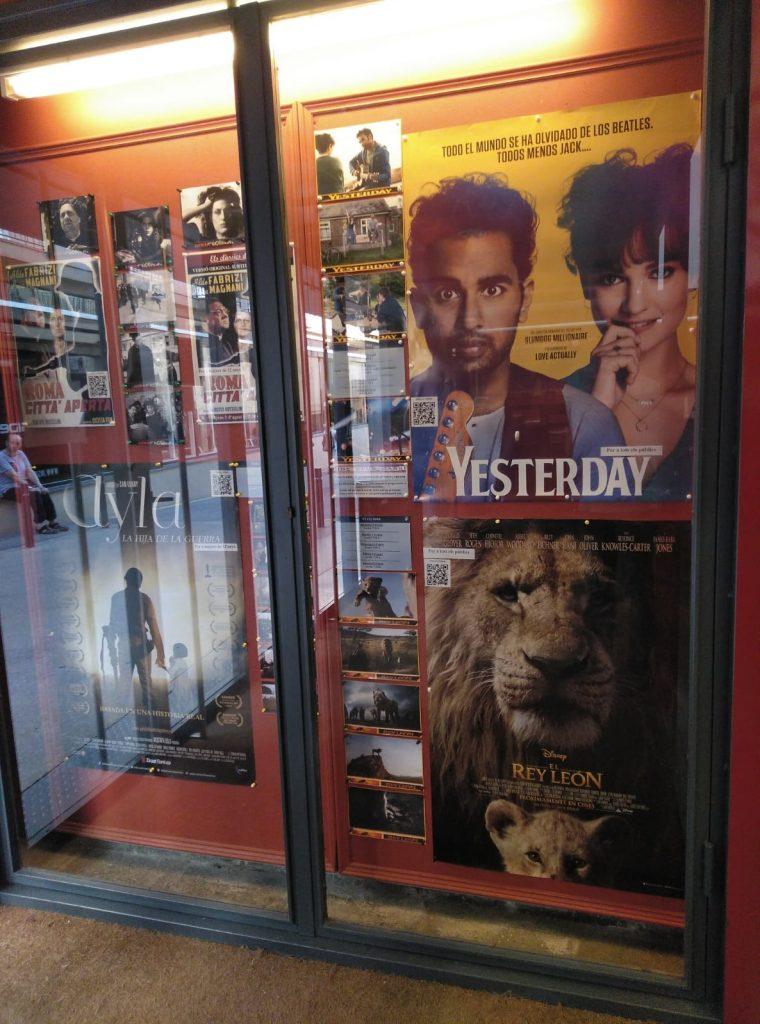 El cine club garbí ofereix cinema cada dia d'agost