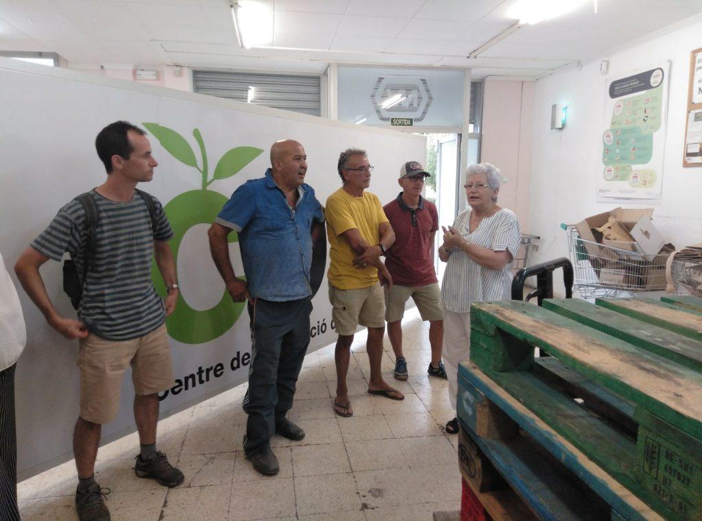 Donen 20 quilos de mongetes al CDA Palafrugell