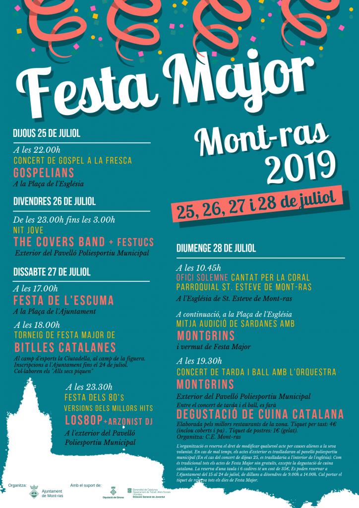 Festa Major Mont-ras