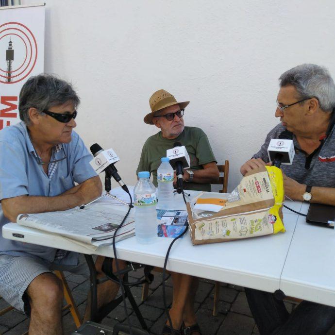 Garcia&Terribas associats a Ràdio Palafrugell
