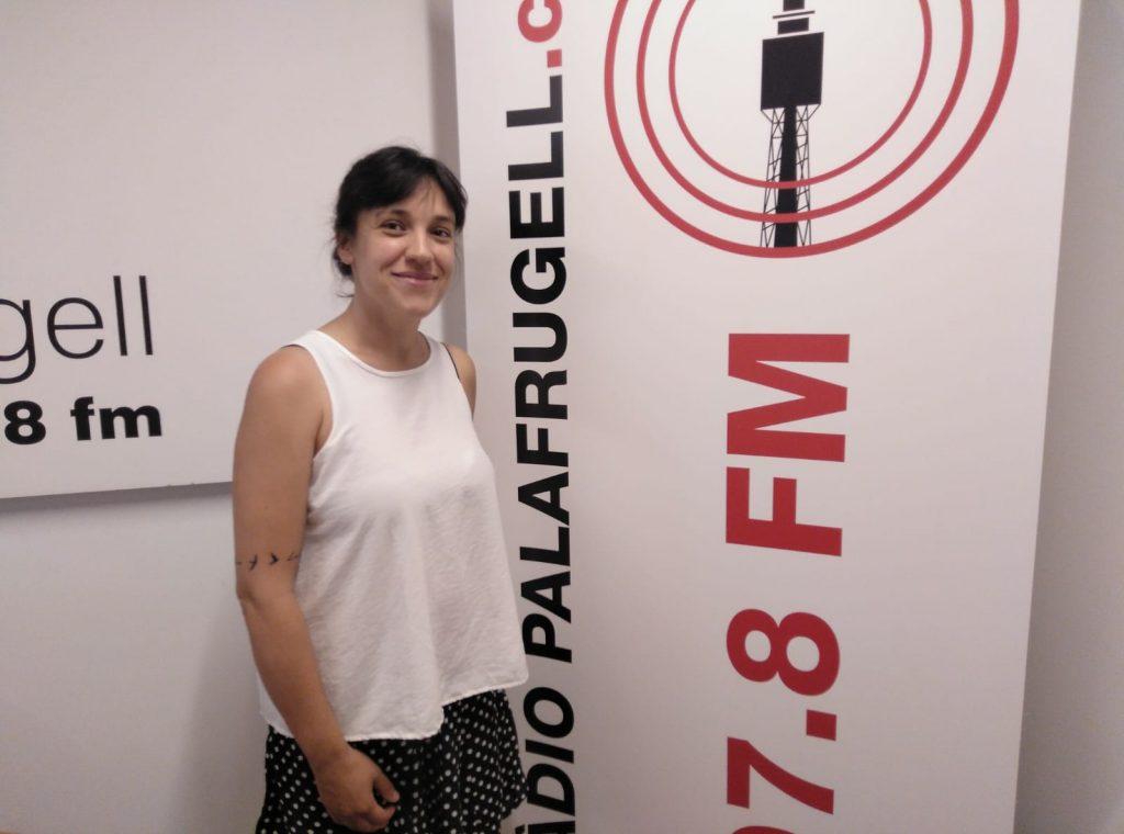 La nova regidora d'Educació Mònica Alcalà