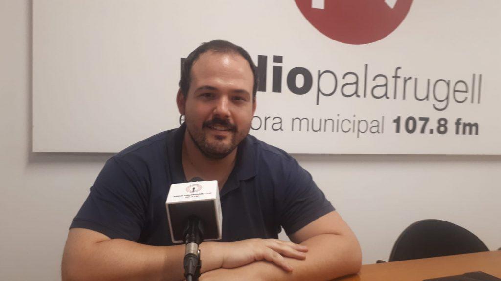 Noves funcions per a Pau Lladó a l'Ajuntament de Palafrugell