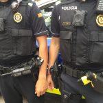 Càmeres de seguretat i una Tasser per a la Policia Local