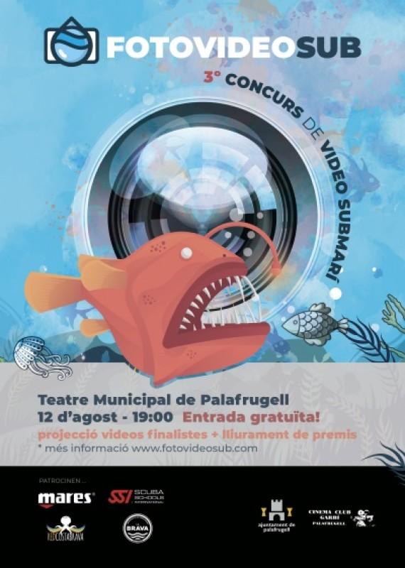 3a edició del concurs de vídeo submarí