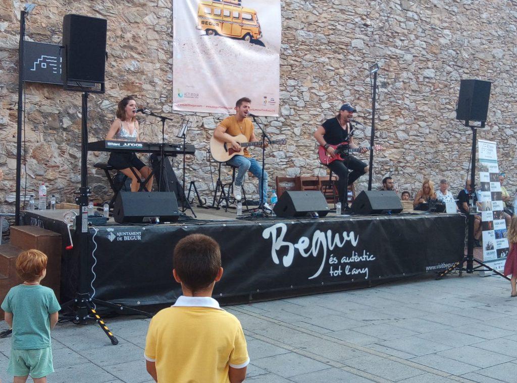 David Busquets Festival de Música de Begur