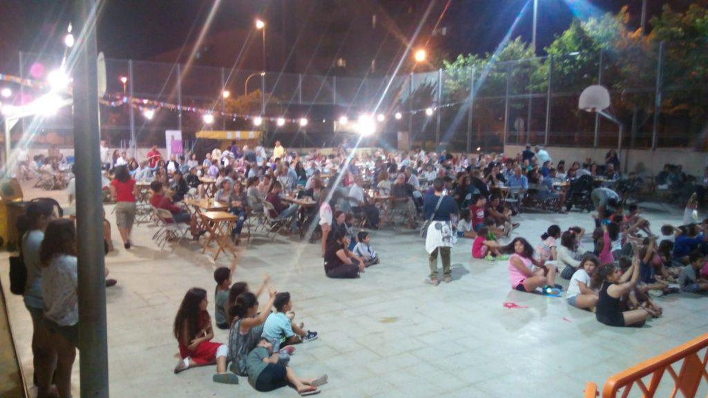 Festa del carrer Ample de Palafrugell