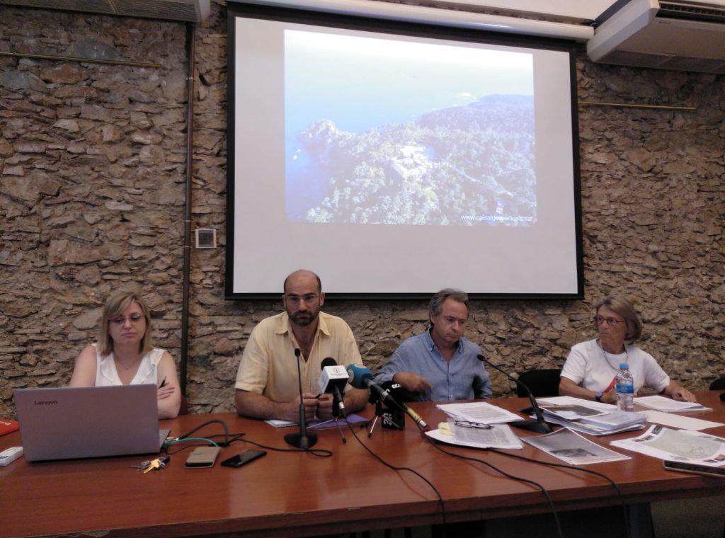Recurs al Pla Especial Urbanístic de Cap Roig SOS Costa Brava