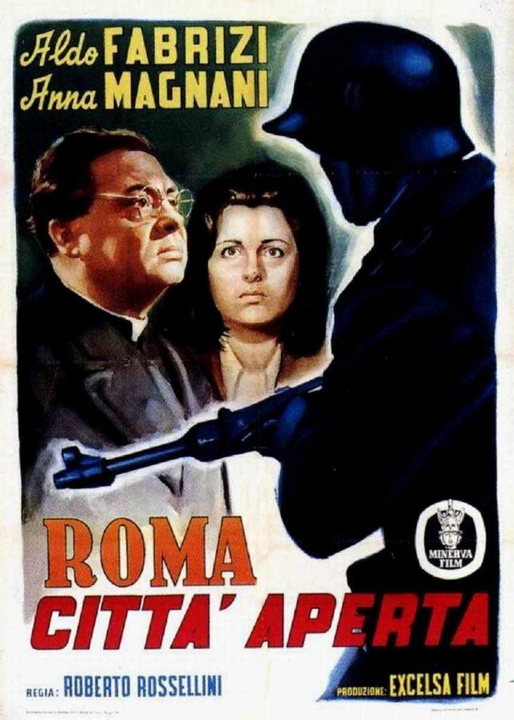 Roma città aperta de Roberto Rossellini
