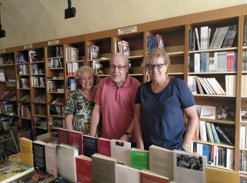 Adéu a la llibreria MediterràniaAdéu a la llibreria Mediterrània de Palafrugell