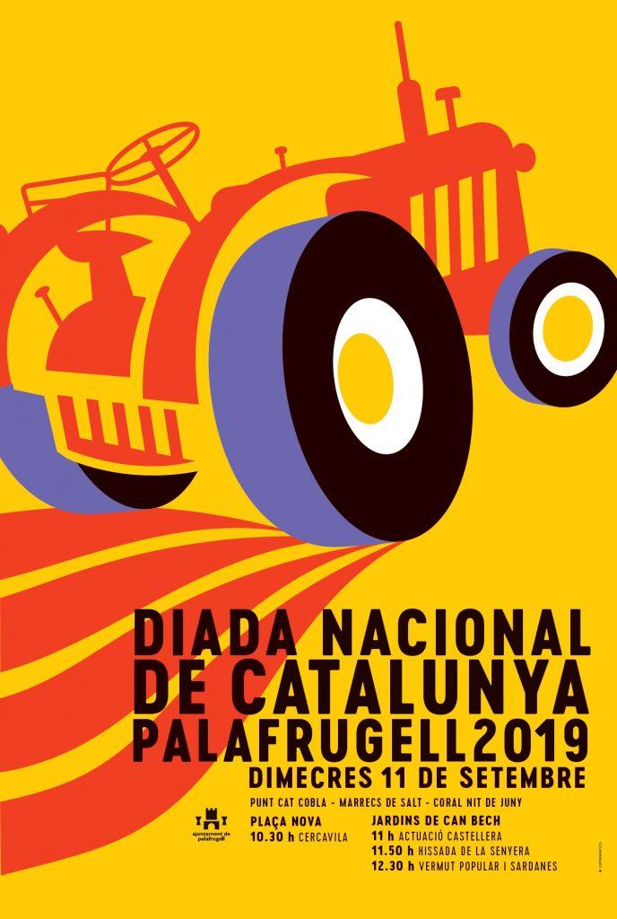 Actes de la Diada de Catalunya a Palafrugell