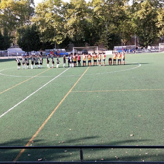 El FC Palafrugell comença amb una derrota a Tordera (2-0)