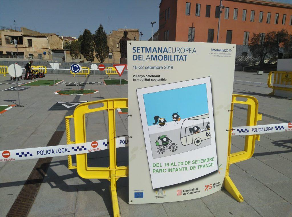 Setmana Europea de la Mobilitat