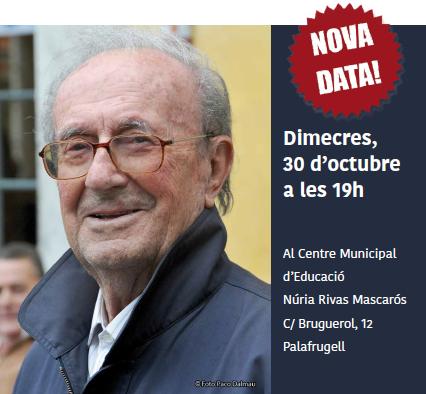 Acte d'homenatge a Jaume Guasch