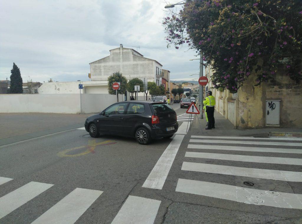 Així ha quedat el carrer Torres i Jonama
