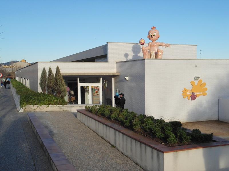 La vaga general als centres escolars de Palafrugell