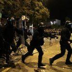 2 veïns de Palafrugell detinguts en els aldarulls de Girona