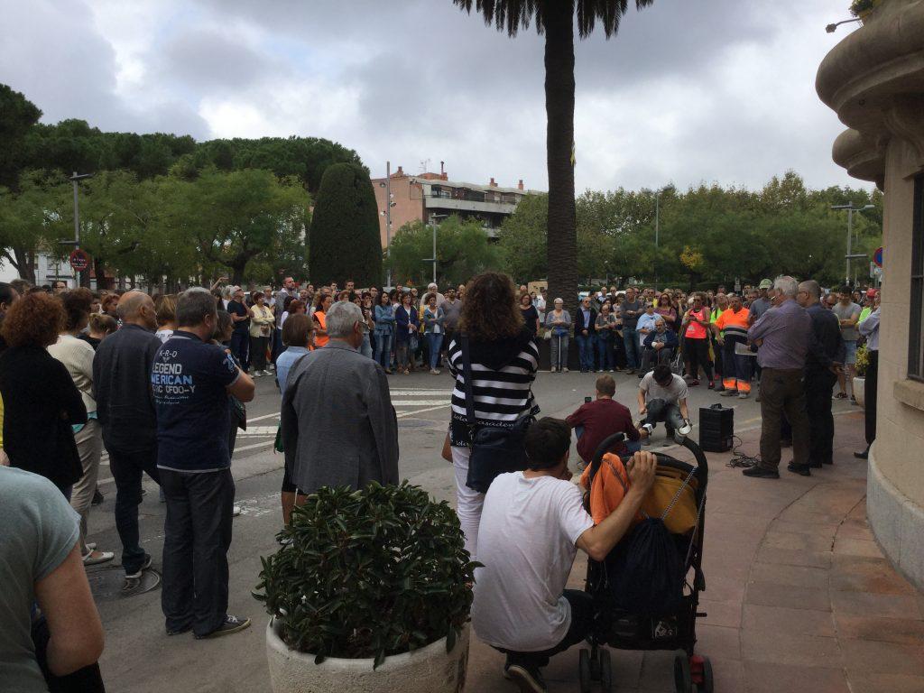 L'Ajuntament de Palafrugell en contra la sentència del procés