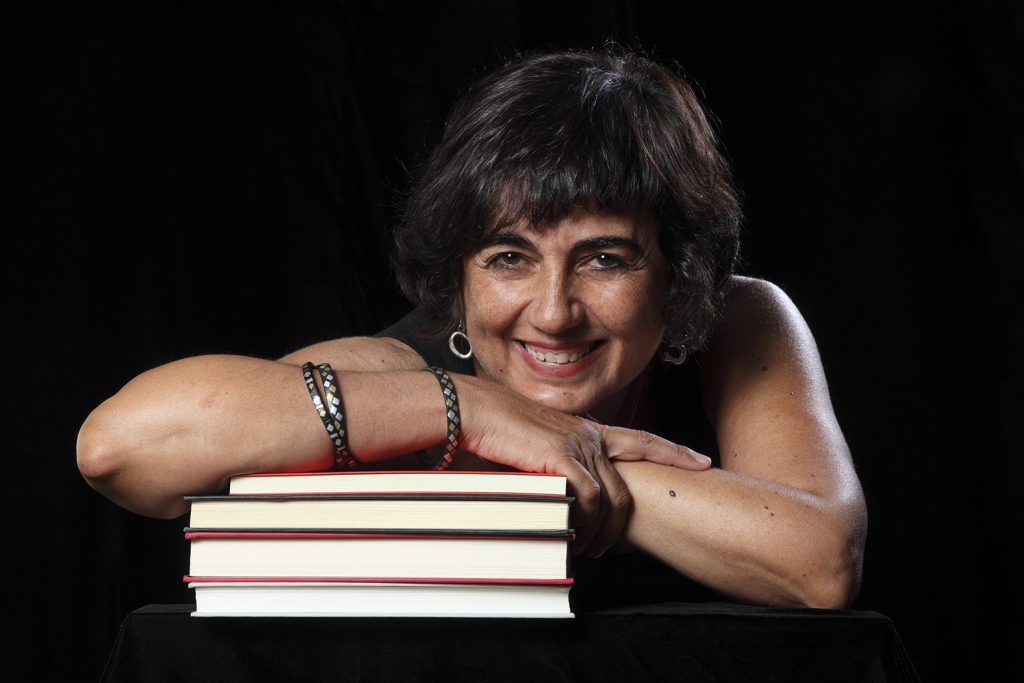 Raquel Picolo pedre la por a escriure