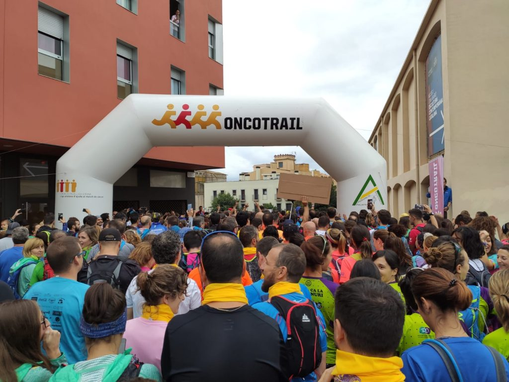 321.277 euros de solidaritat a l'Oncotrail 2019