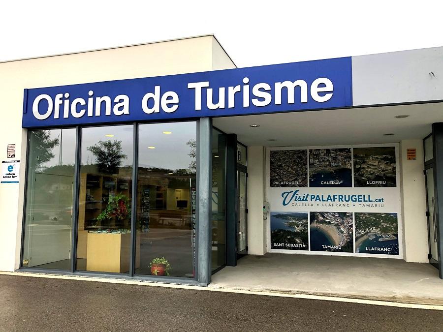 Menys visitants a les Oficines de Turisme