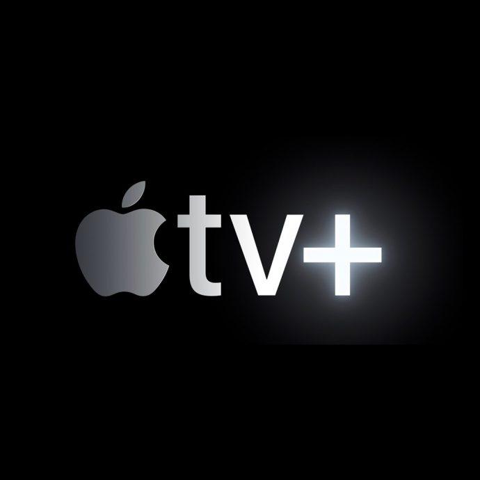 Arriba la plataforma Apple TV+
