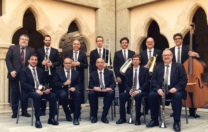 La Cobla Ciutat de Girona recorda a Sirés