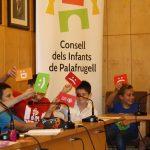 Executades 11 propostes del Consell dels Infants