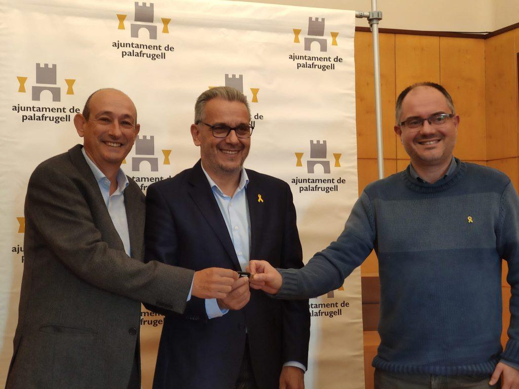 Presenten el pressupost 2020 de l'Ajuntament de Palafrugell