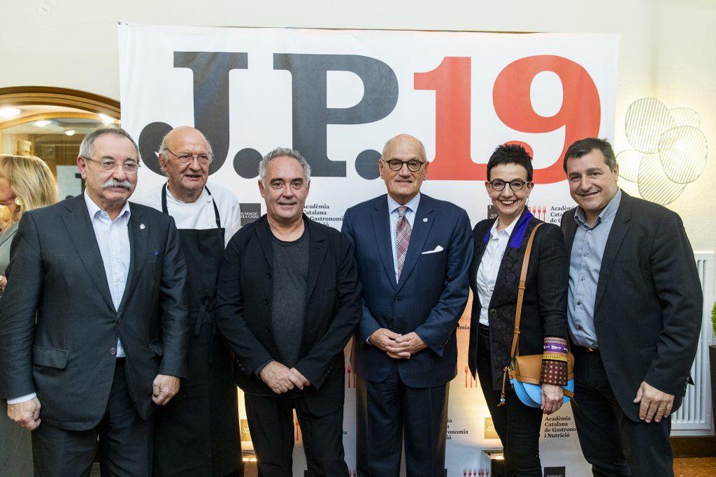 L'Acadèmia Catalana de Gastronomia i Nutrició ret un homenatge a Josep Pla
