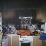 Incendi pisos aniversari Palafrugell