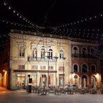 Encesa dels llums de Nadal amb el CH Palafrugell
