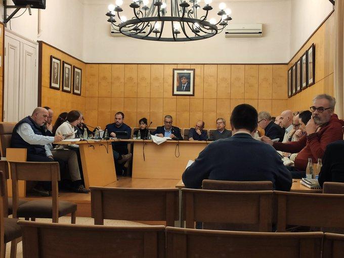 Aprovar pressupost de Palafrugell amb els vots a favor de l'equip de govern