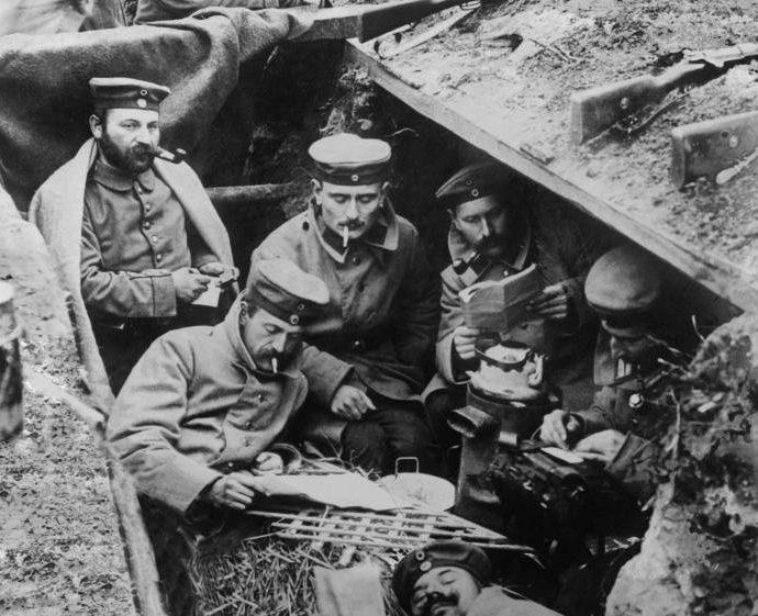 Primeres informacions a Palafrugell sobre l'inici de la 1a Guerra Mundial
