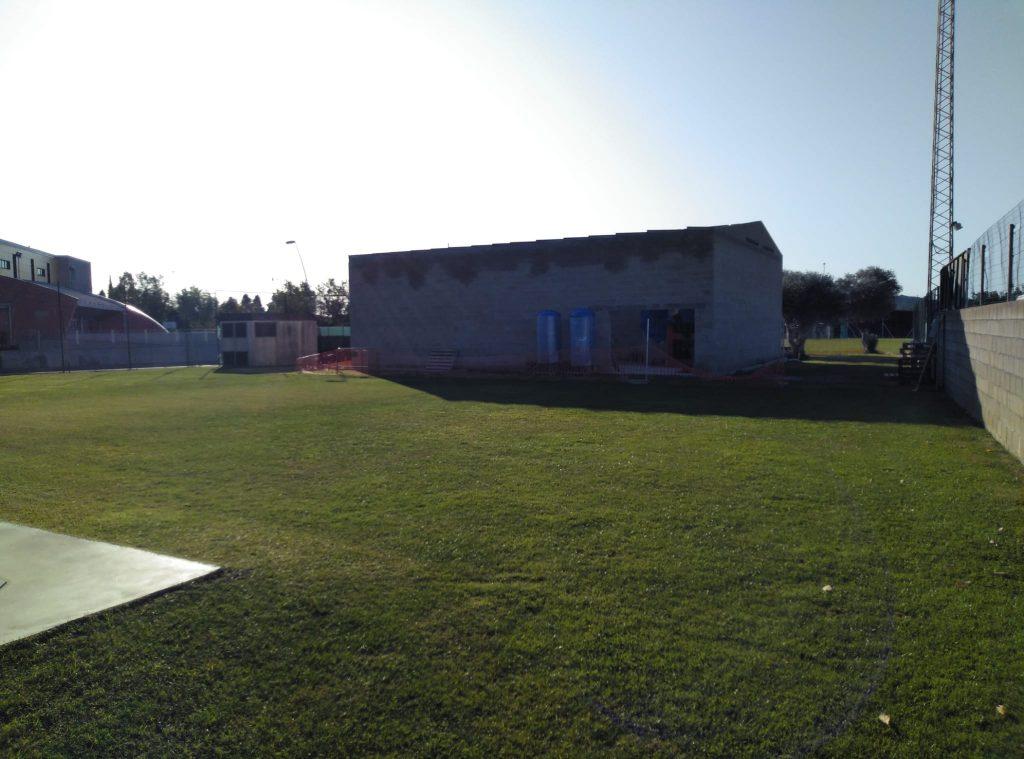 Xarxa de Calor a la zona esportiva de Palafrugell