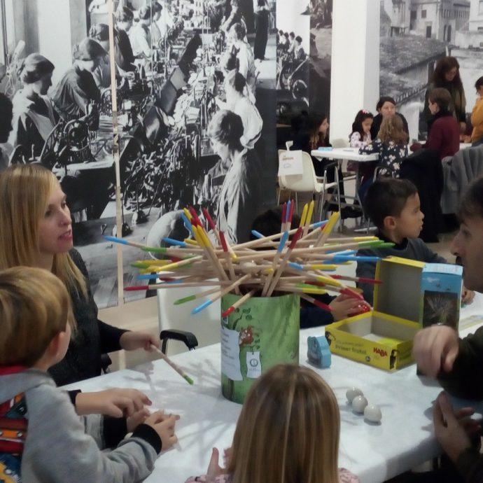 El boom dels jocs de taula al Museu del Suro