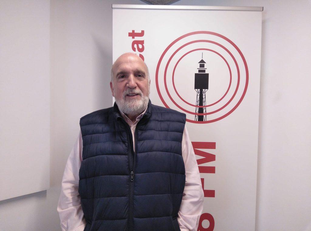 Joan Farré 6 mesos a l'Ajuntament de Palafrugell