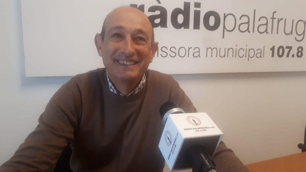 """Joan Vigas: """"Som un equip cohesionat i il·lusionat"""""""