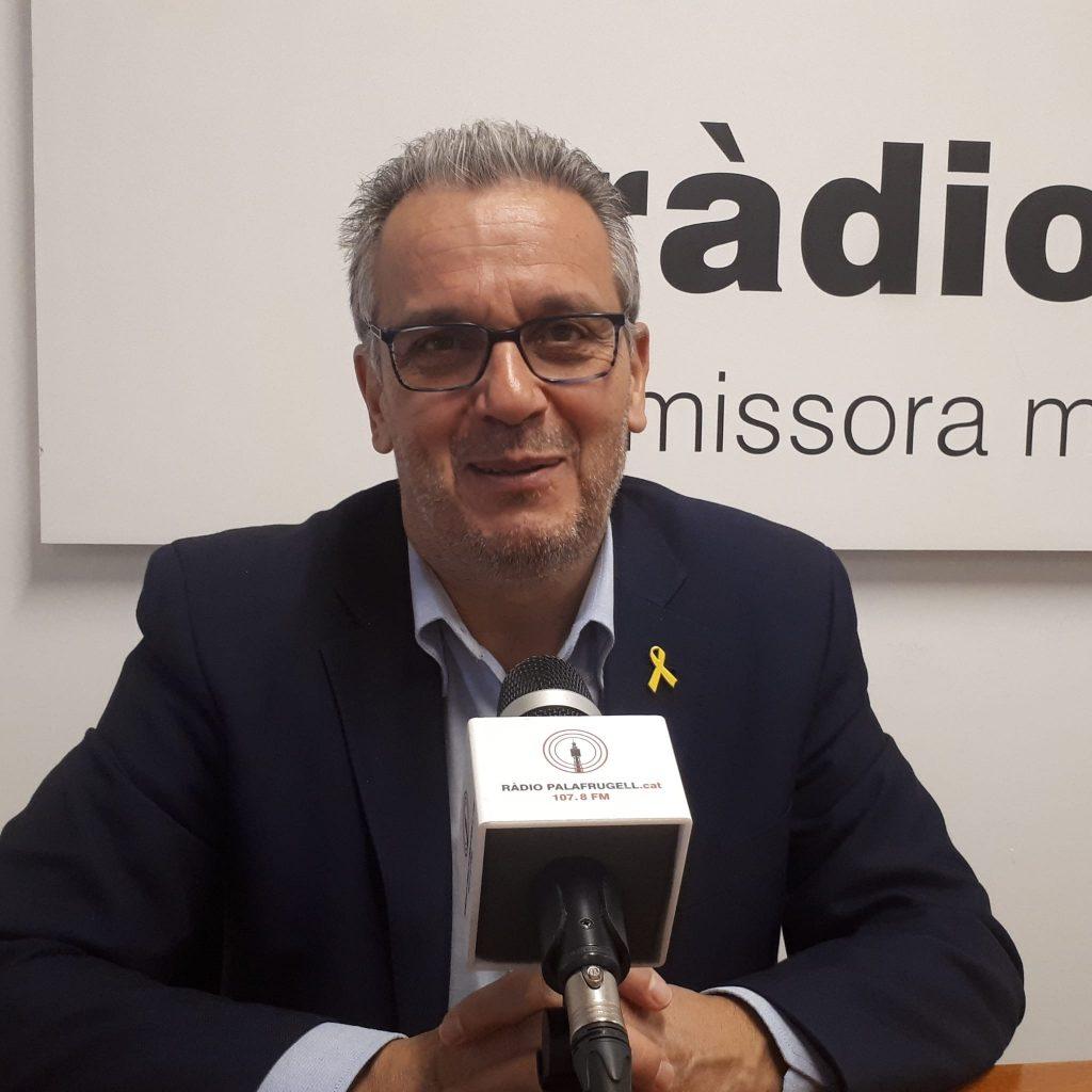 """Josep Piferrer: """"Treballem per un Palafrugell millor"""""""