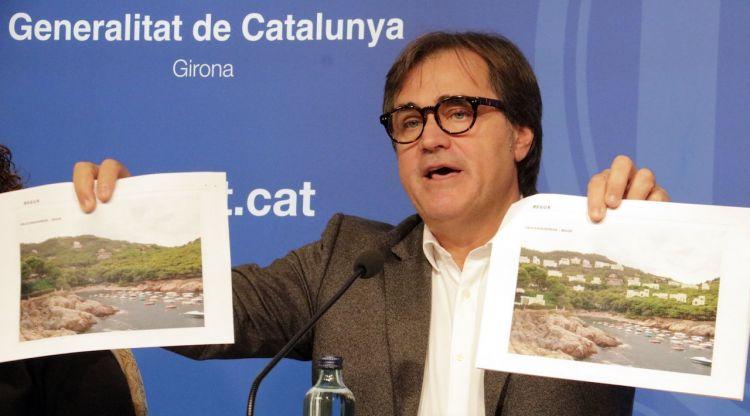 El Pla Director Urbanístic de la Costa Brava s'oblida de Palafrugell