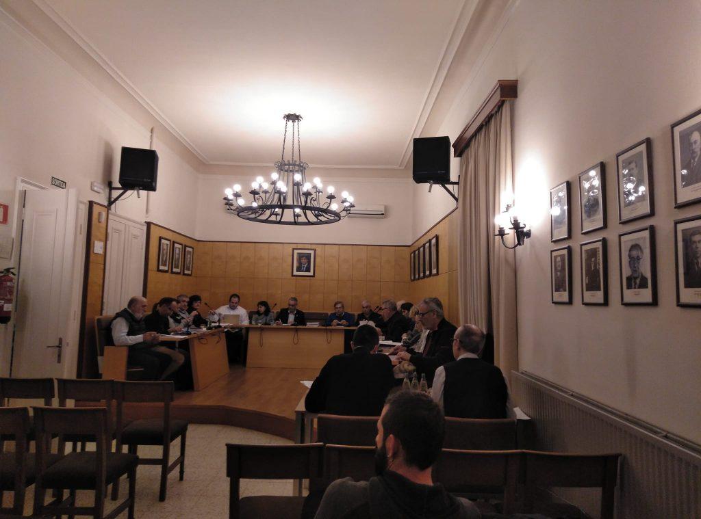 El Ple de Palafrugell a favor de la llibertat immediata d'Oriol Junqueras
