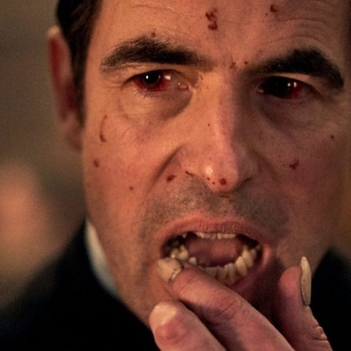 Dracula la minisèrie de Netflix