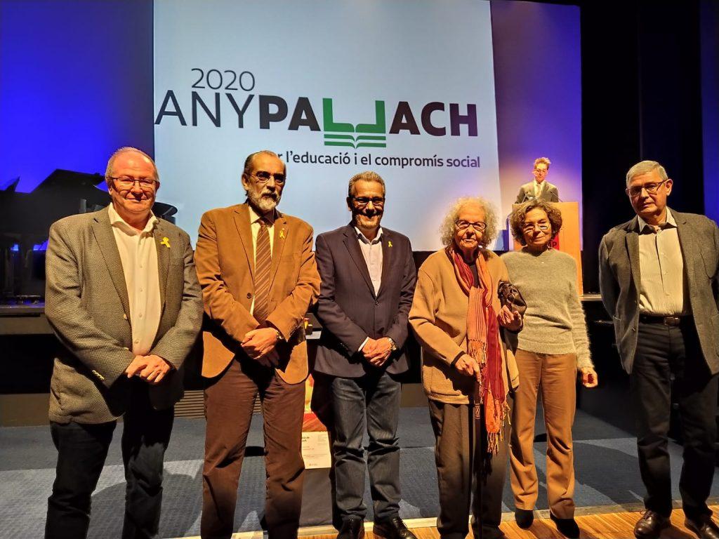 Tret de sortida de l'Any Pallach