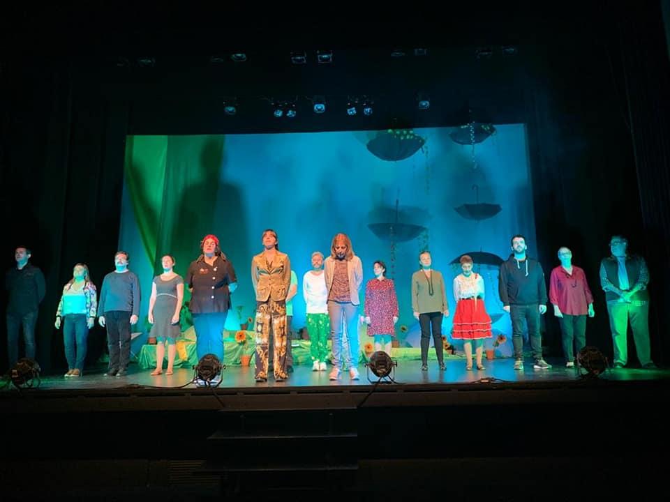Les noies del calendari al Teatre de Palafrugell